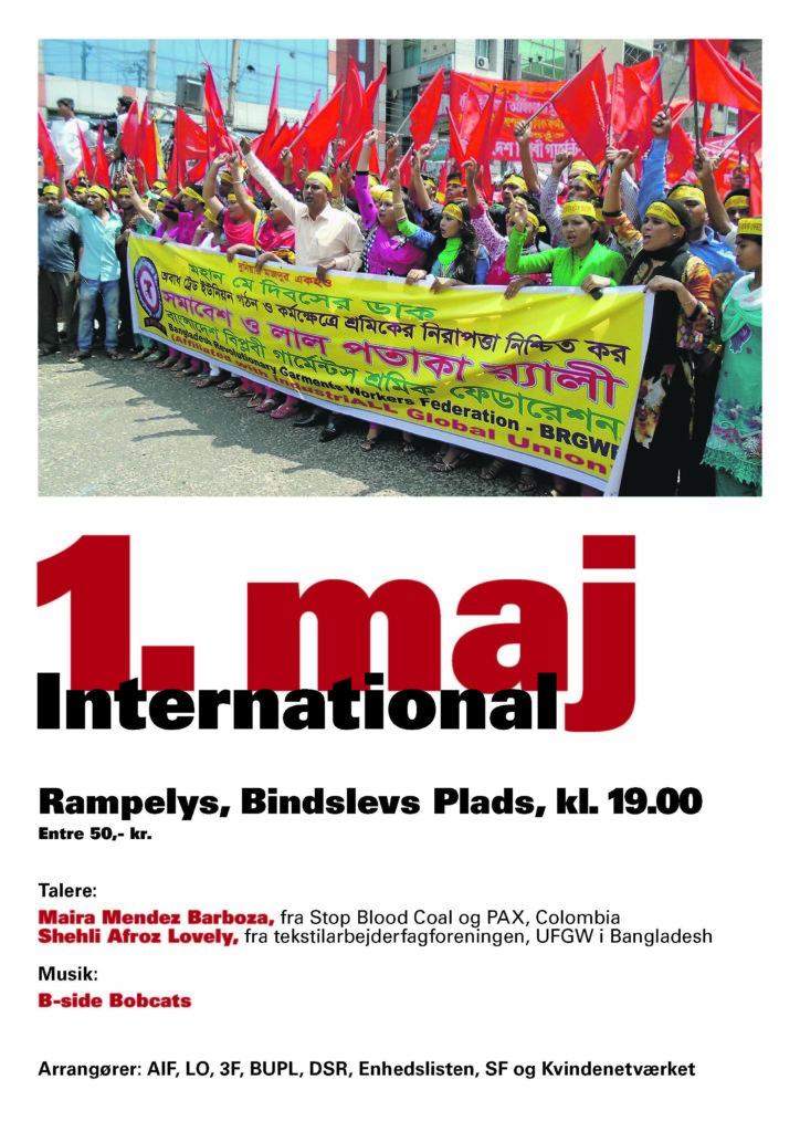 1 maj 2016 Plakat (2)